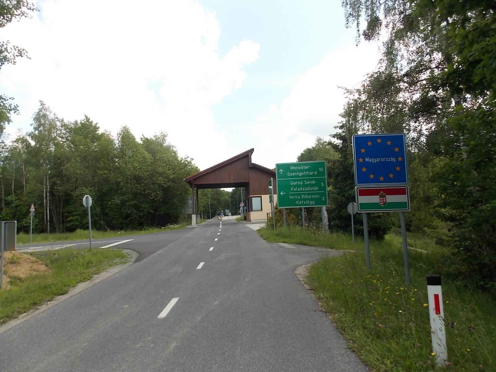 Mejni prehod Čepinci