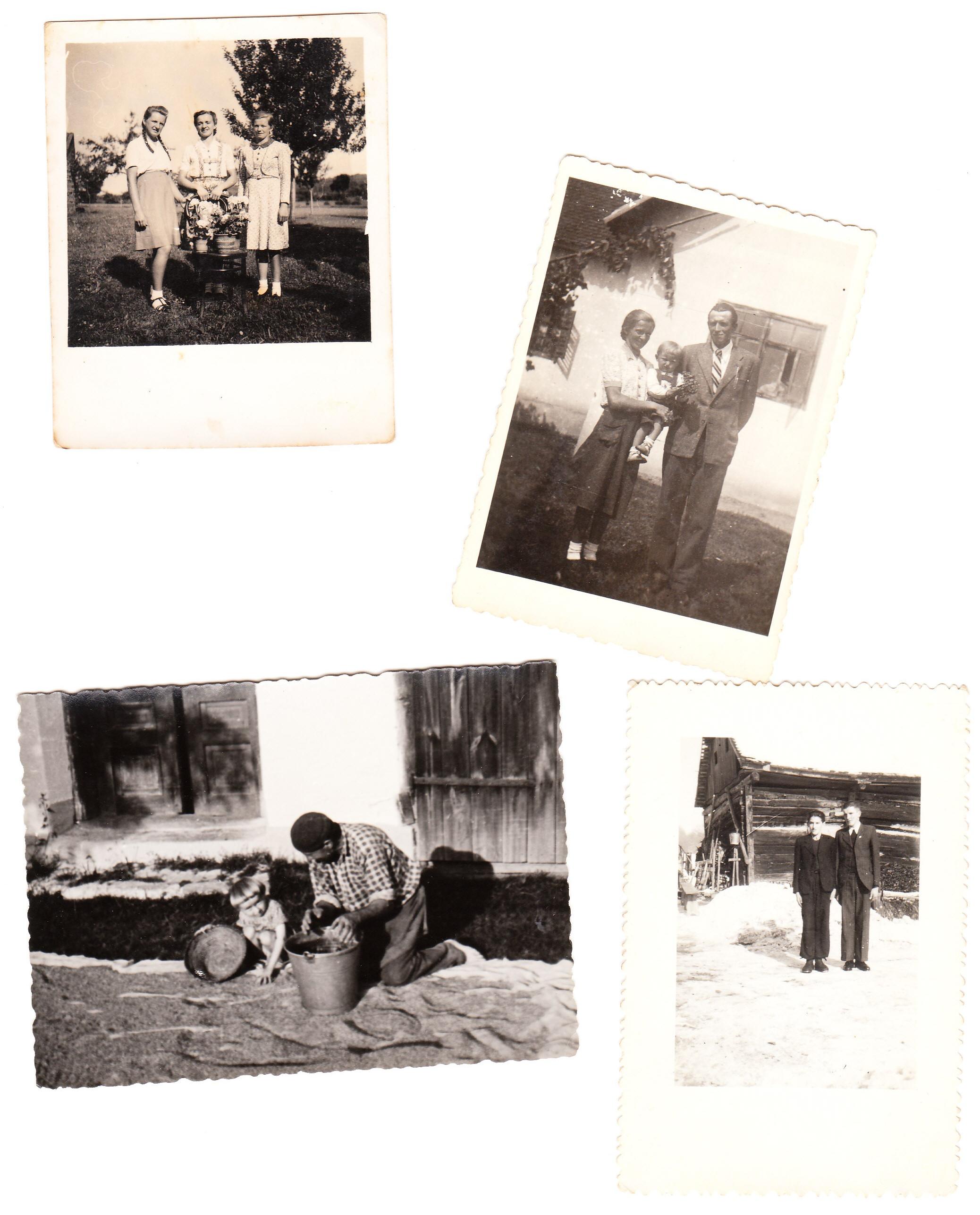 Stari časi v Gornjih Petrovcih