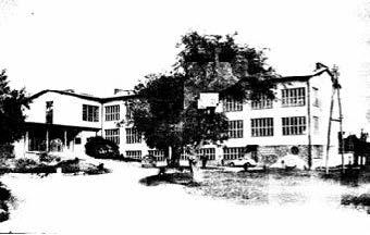 Osnovna šola Gornji Petrovci leta 1980