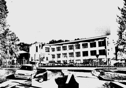 Osnovna šola Gornji Petrovci leta 2000